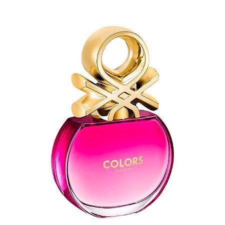 Perfume Benetton Colors Pink Eau de Toilette Feminino