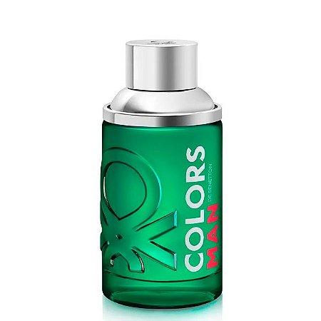 Perfume Benetton Colors Man Green Eau de Toilette Masculino