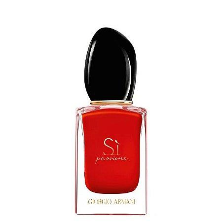 Perfume Giorgio Armani Sí Passione Eau de Parfum Feminino