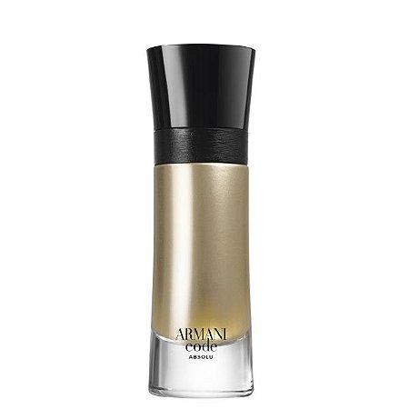 Perfume Giorgio Armani Code Absolu Homme Eau de Parfum Masculino