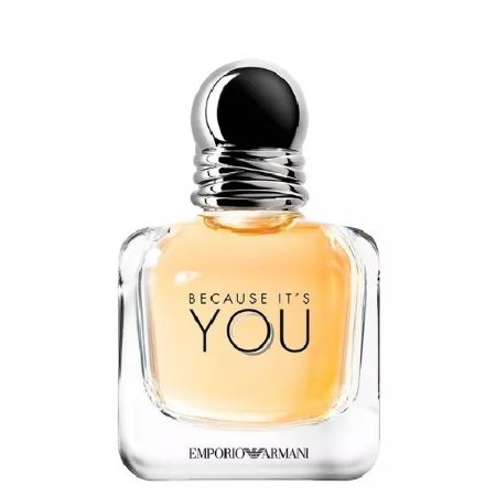 Perfume Giorgio Armani Because it's You She Eau de Parfum Feminino