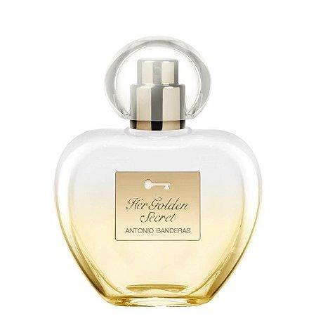 Perfume Antonio Banderas Her Golden Secret EDT Feminino