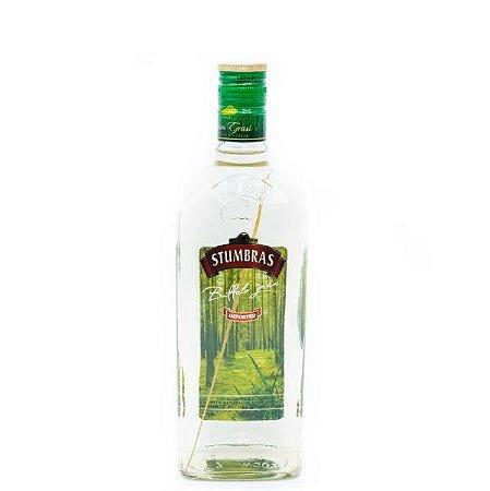 Vodka Stumbras Buffalo Grass Aromatizada Erva de Bizão 750ml