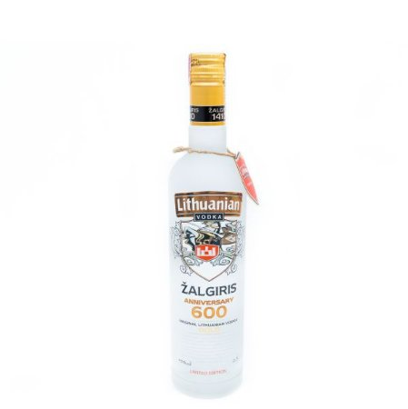 Vodka Stumbras Lithuanian Zalgiris 700ml