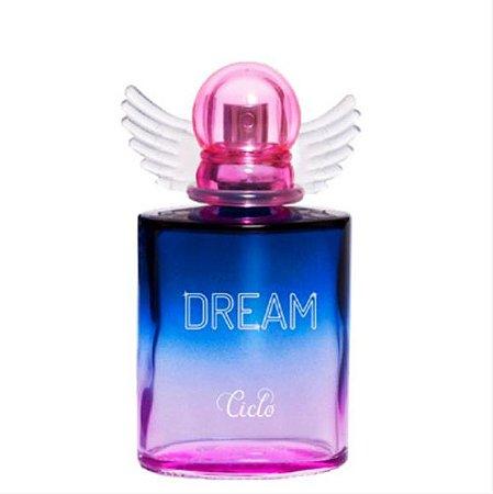 Perfume Ciclo Cosméticos Dream Deo Colônia Feminino