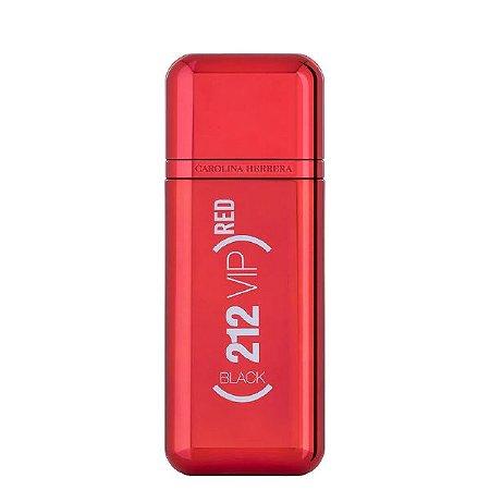 Perfume Carolina Herrera 212 VIP Black Red Edição Limitada Eau de Parfum Masculino
