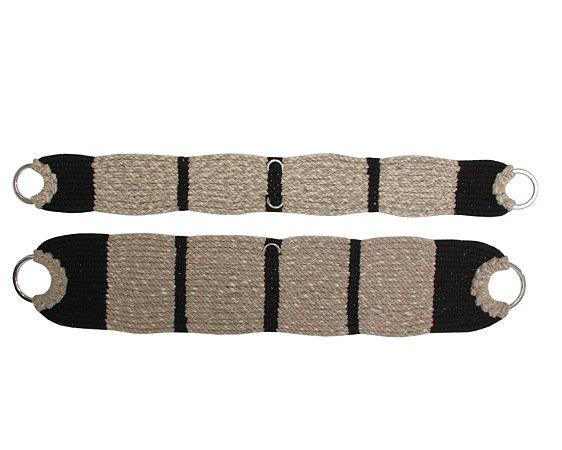 Barrigueira de lã Inox