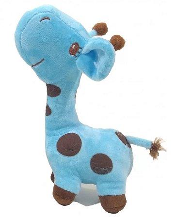 Brinquedo Pelúcia Girafa