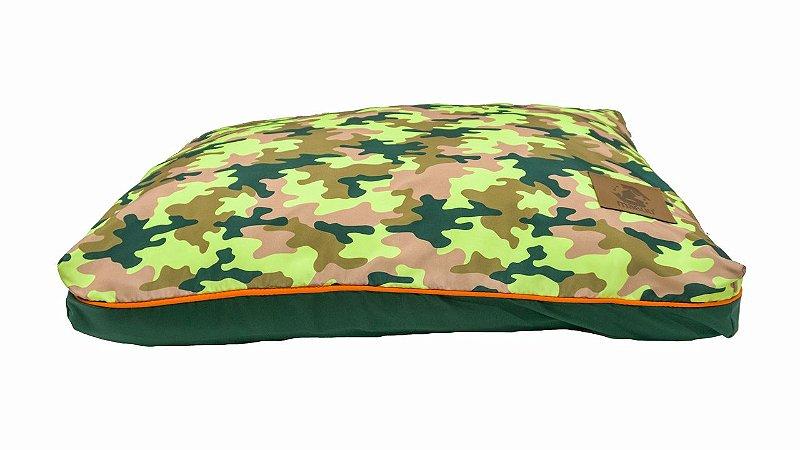 Almofada para Cachorro Mabuu Pet - Camuflado Neon