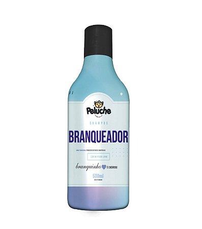 Shampoo Branqueador Premium 500 ml - Peluche