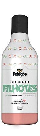 Condicionador para Filhotes 500 ml - Peluche