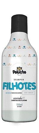 Shampoo para Filhotes 500 ml - Peluche