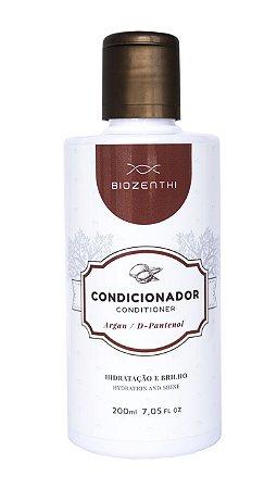 Condicionador de Argan Vegano Biozenthi - 200ml