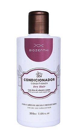 Condicionador Dry Hair Vegano Biozenthi - 200ml