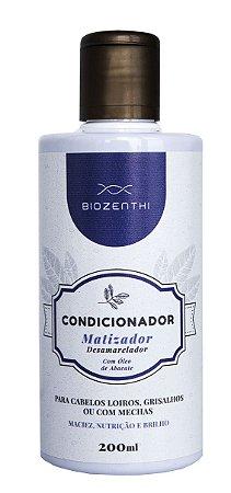 Condicionador Matizador Vegano Biozenthi