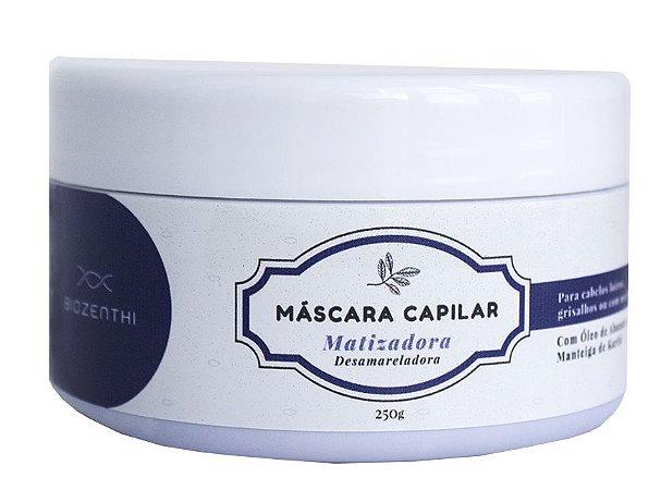 Máscara Capilar Matizadora Vegana Biozenthi - 250g
