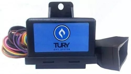 T72 Plus Tury Reset Eletrônico Nível Combustível Líquido para kit Gnv