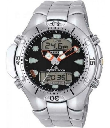Relógio Citizen Aqualand Promaster Jp1060-52e  Tz10020d