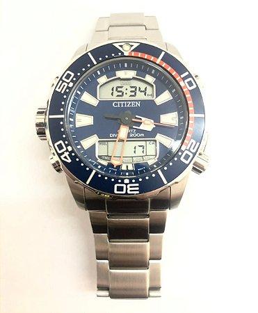 Relógio Citizen Aqualand Masculino Jp1099-81l/tz10164f