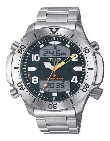 Citizen Jp3040 Aquamount Aqualand C900 Jp3040-59e Aço Inox