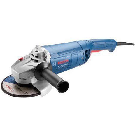 """Esmerilhadeira Bosch 7"""" GWS 2200-180 220V (06018F10E0-000)"""