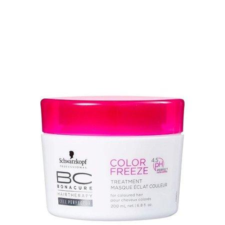Schwarzkopf Professional BC pH4.5 Color Freeze - Máscara de Tratamento - 200ml
