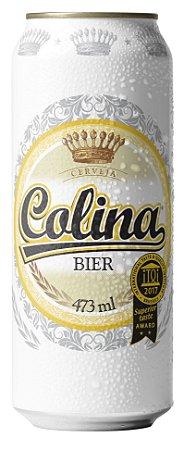 Cerveja Colina Bier Pilsen Latão 473 ml