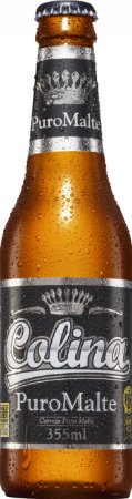 Cerveja Puro Malte Long Neck 355 ml