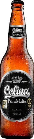 Cerveja Colina Puro Malte Garrafa 600 ml