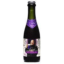 Cerveja Saint Bier Catherine Uva 375 ml
