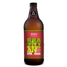 Cerveja Barco Brazilian IPA Goiaba 600 ml