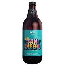 Cerveja Barco San Diego 600 ml