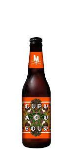 Cerveja Morada Cupuaçu Sour 355 ml