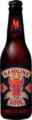 Cerveja Morada Gasoline Soul 355 ml