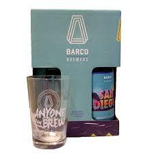 Kit Barco San Diego 600 ml - Garrafa + Copo