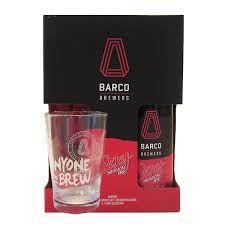Kit Barco Sexy IPA 600 ml - Garrafa + Copo