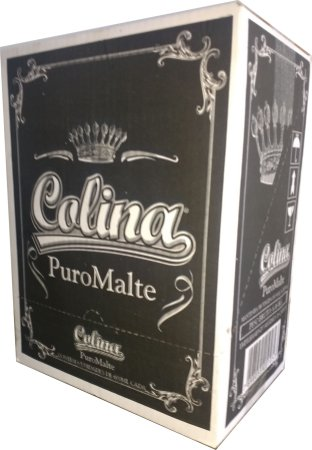 Cerveja Colina Puro Malte 600 ml - Cx c/6 Garrafas