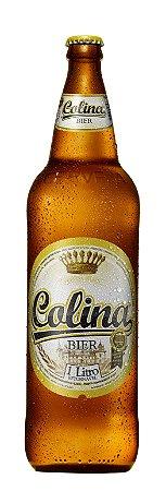 Cerveja Colina Bier Pilsen Litrão - 1Litro