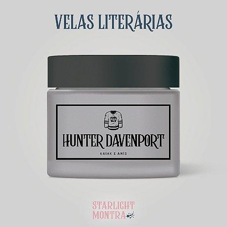 Vela Literária | Hunter Davenport (BRIAR U)