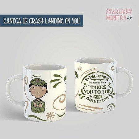 Caneca   Pousando no amor (Crash Landing On You-CLOY)