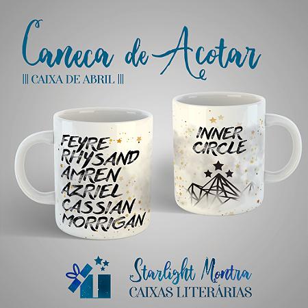 Caneca | Corte de Espinhos e Rosas - Inner Circle