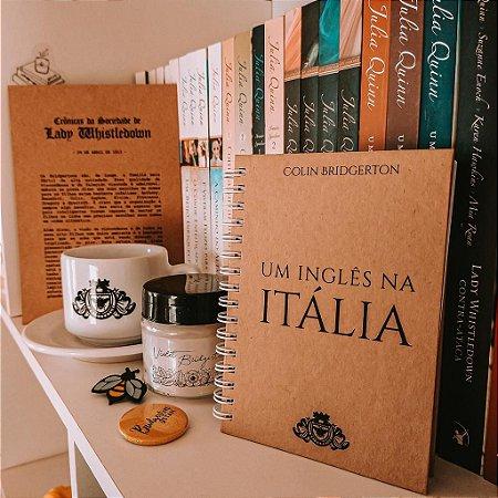 Caderninho | Os Bridgertons - Diário do Colin
