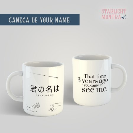 Caneca | Your Name