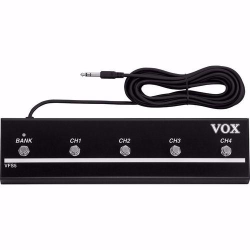 PEDAL CONTROLADOR VOX VFS-5