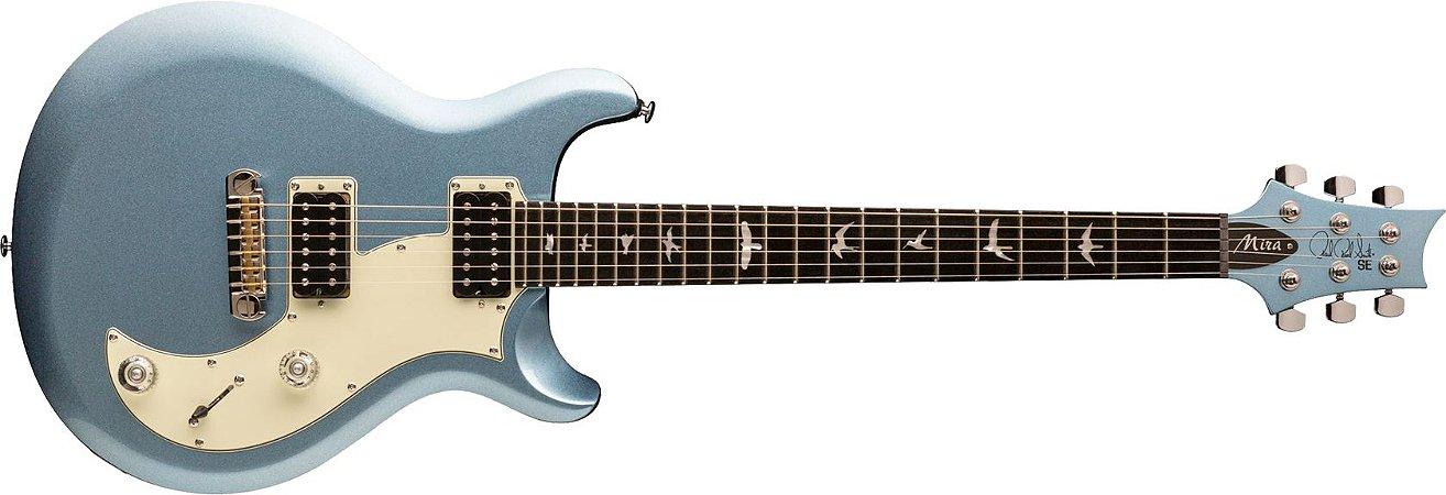 GUITARRA PRS SE MIRA STANDARD LTD EDITION - METALLIC BLUE