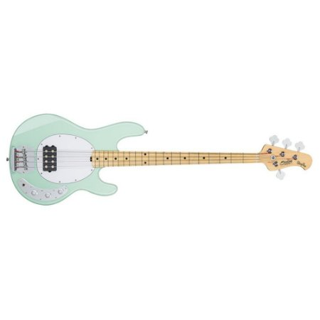 Contrabaixo Ativo Sterling SUB Ray 4 Mint Green