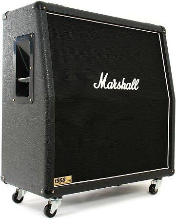 Caixa Angulada Para Guitarra Marshall 1960AV - Vintage