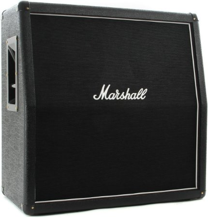 Caixa Angulada para Guitarra Marshall MX412 - 260w