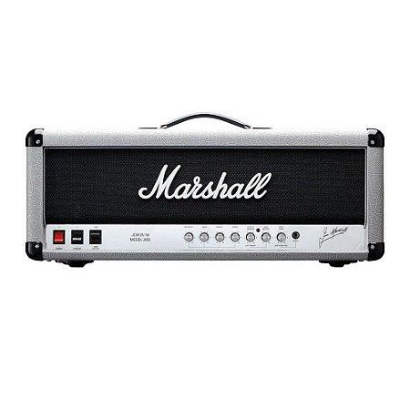 Amplificador Cabeçote Valvulado Para Guitarra Marshall 2555X - Silver Jubilee
