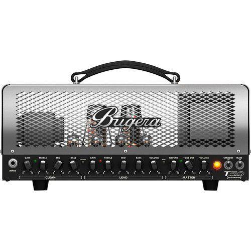 Cabecote Valvulado para Guitarra 50W T-50 Infinium - Bugera
